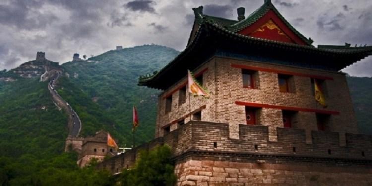 Tembok Besar Cina. Foto: Facts Legend