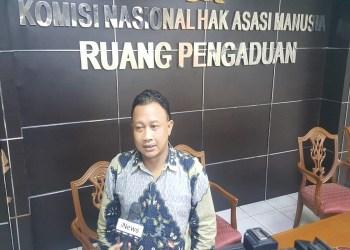 Komisioner Komnas HAM Mochammad Choirul Anam. Foto: Rhio/Islampos
