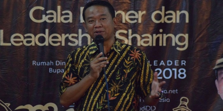 Wakil Bupati Sragen Dedi Endriyatno. Foto: Pradila Maulia/Istimewa