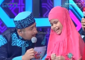 Foto:  RCTI Official Youtube Channel/ Hafiz Indonesia