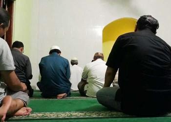 Salaman setelah Shalat Fardhu