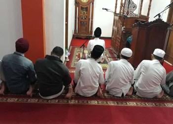 shalat tanpa al-fatihah