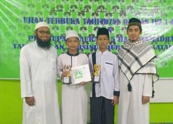 Santri Hidayatullah Batam Semarakkan Ramadhan dengan Dauroh Al-Qur'an 1