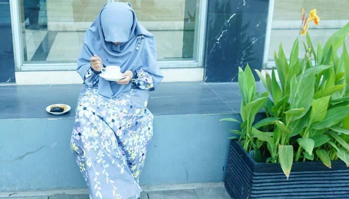 muslimah terbaik Wanita Menstruasi, Memaafkan Diri Sendiri