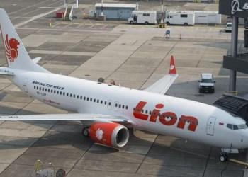 kabin pesawat lion air