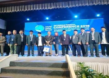 World Zakat Forum 2018 di Malaysia. Foto: Istimewa