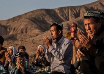 larangan china untuk muslim uighur
