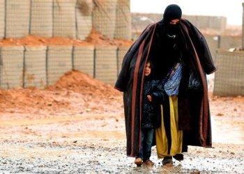 Anak Suriah kedinginan. Foto: PressTV