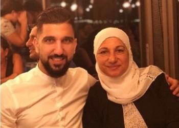 Moanes Dabour dan ibunya. Foto: Instagram