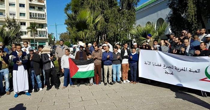 Warga dukung Palestina. Foto: PIC