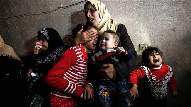 Anak-anak Palestina. Foto: PressTV