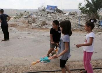 Anak-anak Palestina. Foto: PIC