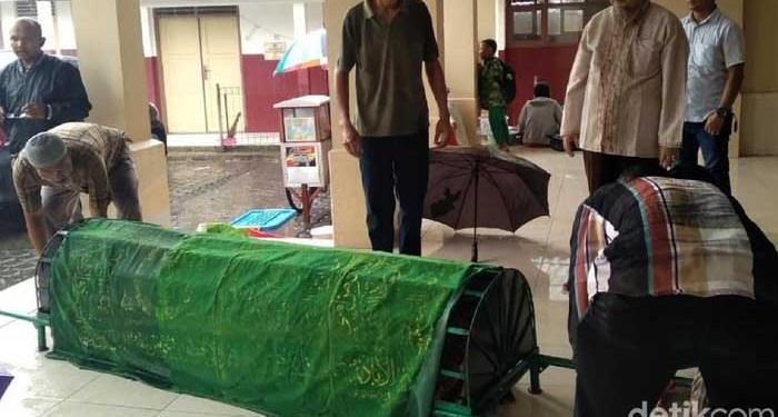 Ketua KPPS di Sukabumi