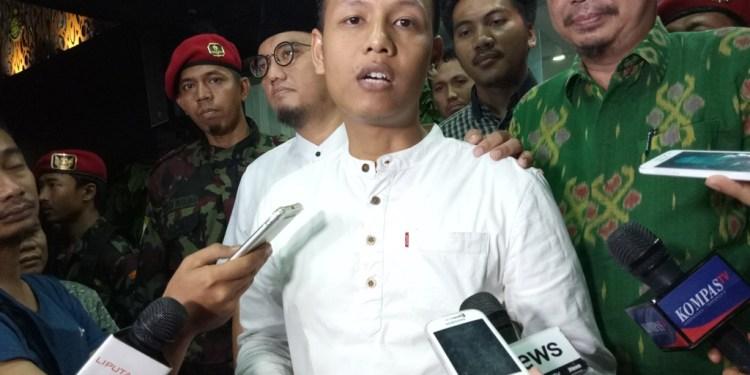 Mantan Bendahara Pemuda Muhammadiyah Ahmad Fanani. Foto: Medcom