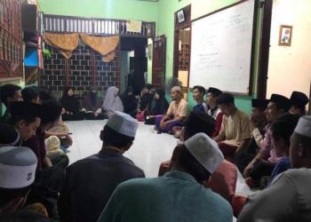 HIPPI Jakarta mengadakan forum silaturahmi dengan mahasiswa asal Patani yang sedang kuliah di Lampung dan Yogyakarta. Foto: Istimewa