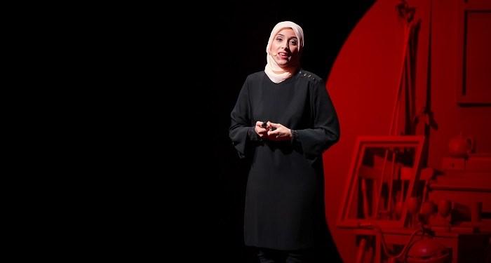 Dr. Fatima Al-Zahraa Al-Atraktchi. Foto: TED