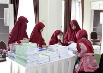 SMA Ar-Rohmah Putri Pesantren Hidayatullah Malang meraih akreditasi A. Foto: Istimewa