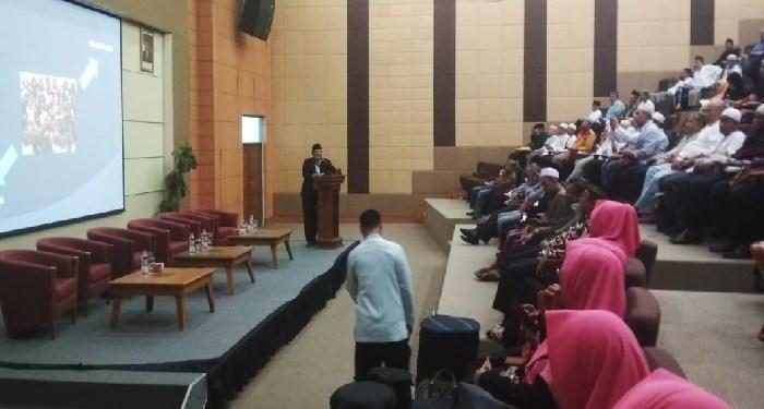 Advokasi ekonomi syariah. Foto: Rhio/Islampos