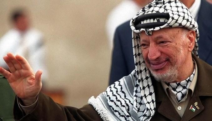 Palestina Kenang 15 Tahun Wafatnya Yasser Arafat - Islampos
