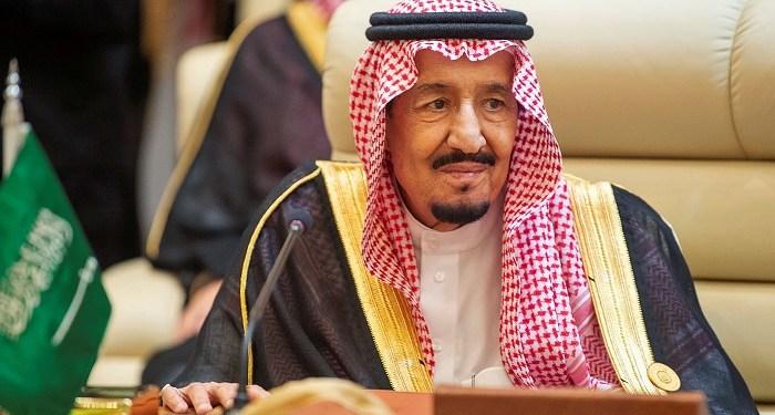 Raja Salman. Foto: Reuters