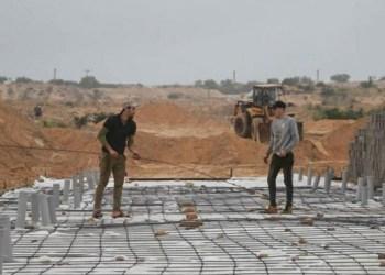 Gaza siapkan seribu ruang karantina. Foto: PIC