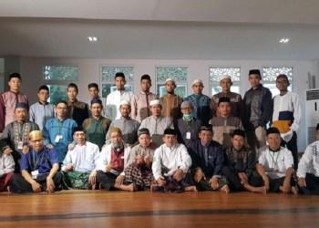 30 imam di Gowa pulang dari pendidikan hafiz. Foto: Rakyatku