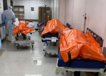 Lebih dari 20.000 warga AS tewas karena infeksi Corona. Foto: Tempo