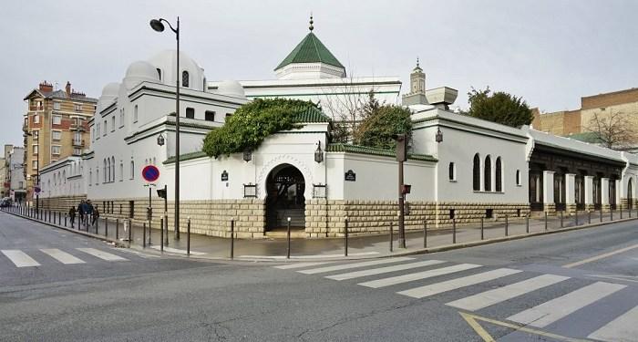 Masjid Raya Paris.Foto:  Vivre Paris