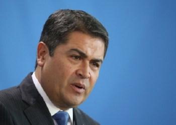 Presiden Honduras. Foto: BNN Bloomberg