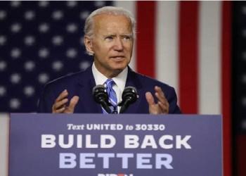 Joe Biden. Foto: Vox