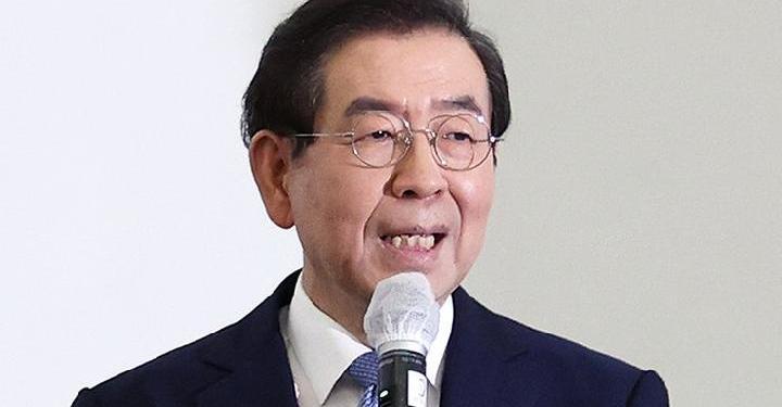 Wali kota Seoul, Korea Selatan Park Won-soon. Foto: Korea Herald