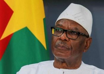 Presiden Mali, Ibrahim Boubacar Keita. Foto:  L'événement Niger