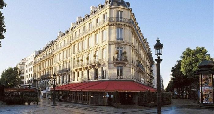 Hotel Barriere Le Fouquet, Paris, Prancis. Foto: Agoda