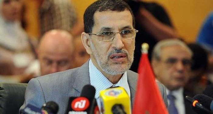Perdana Menteri Maroko, Saad Dine El Otmani. Foto: AFP