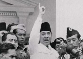 Presiden pertama RI Ir Soekarno. Foto: Beritasatu