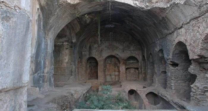 Gua Ashabul Kahfi. Foto: Magical Steps Travel