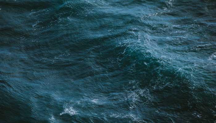 fakta laut indonesia, jenis air dalam islam, Pembentukan Samudra
