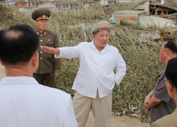 Pemimpin tertinggi Korea Utara Kim Jong-un. Foto: KCNA