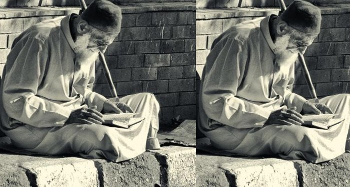Ulama bisa belajar di mana saja. Sebagai contoh, Imam Bukhari juga tak segan belajar di luar kelas. Nikmatnya Hidup Sederhana