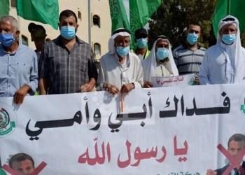 Ikatan ulama Palestina kecam Presiden Prancis yang telah melecehkan Islam. Foto: PIC
