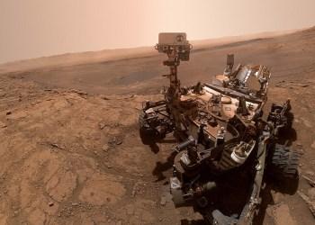 Curiosity robot penjelajah Mars. Foto: NASA