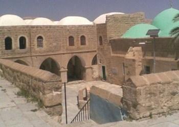 Makam Nabi Musa. Foto: Palinfo
