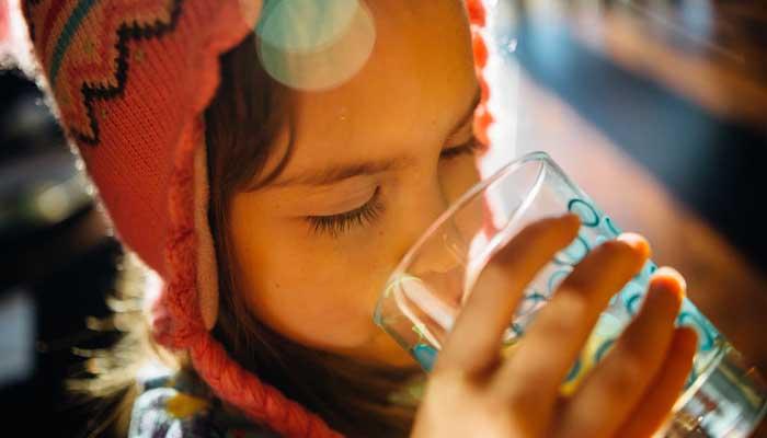 manfaat air hangat, Tips menambah nafsu makan anak