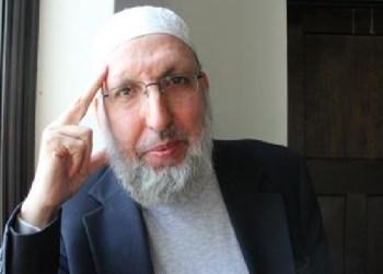 Imam Steve Mustafa Elturk. Foto:  WDET
