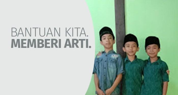 IslamposAid Salurkan Donasi Sebesar Rp. 500.000 untuk Khitanan Anak Dhuafa di Yogyakarta 1
