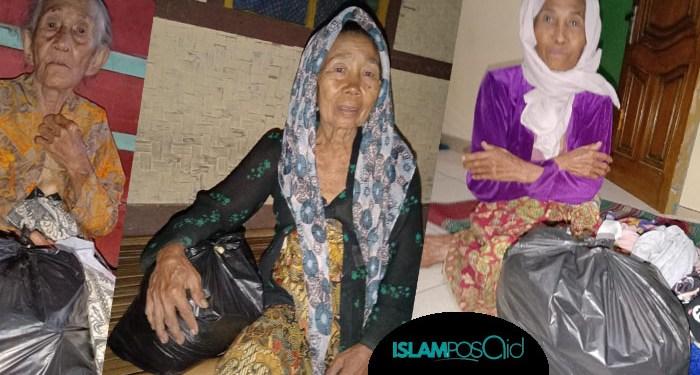 IslamposAid Serahkan Sedekah untuk Jompo di Plered, Purwakarta, Total Rp 1 Juta! 1
