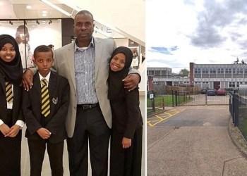 Keluarga Siham Hamud. Foto:  Small Joys
