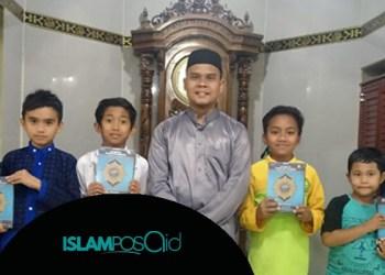 IslamposAid Salurkan Wakaf Al-Qur'an Hafalan ke TPA Mushalla Nurul Hikmah, Jambi 2