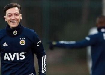 Mesut Ozil. Foto: BBC