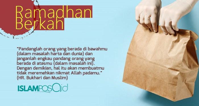 Yuk Beri Sembako untuk Dhuafa Selama Ramadhan di IslamposAid 1